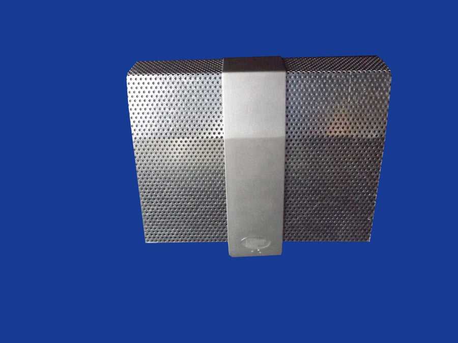 Tall Galvanized Solid Coupler