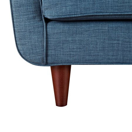 Nyekoncept Stone Blue Agna Armchair