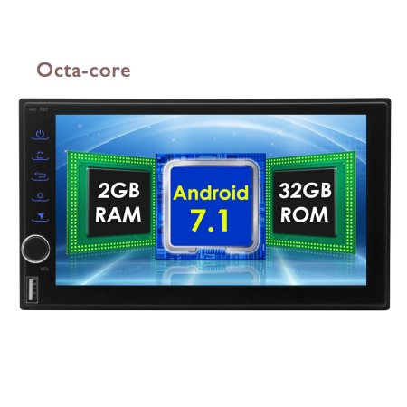 Eincar 7.1 Android 2GB 32GB Octa Core Car Stereo 2