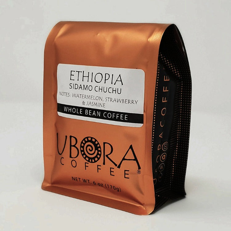 Ethiopia Sidamo Chuchu | Single Origin