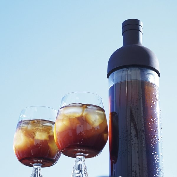 Cold Brew Coffee Bottle - Ubora Coffee
