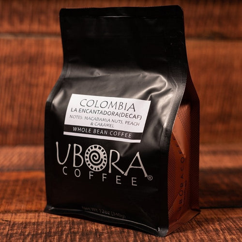 Colombia La Encantadora | (DECAF) - Ubora Coffee