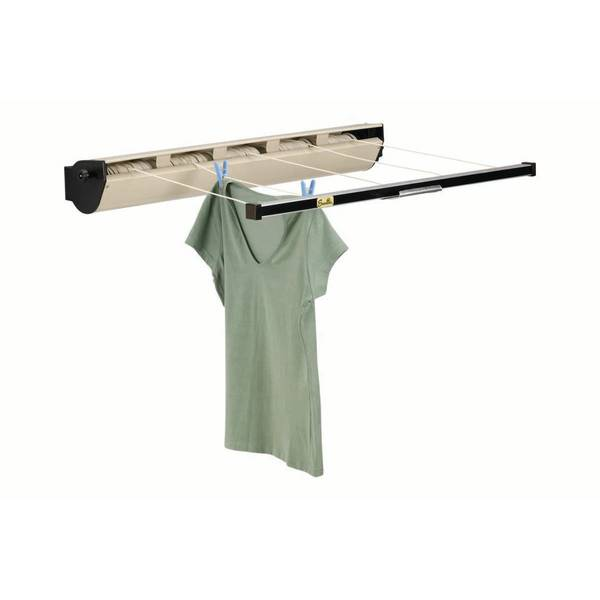 Household Essentials 5-Line Retractable Clothesline