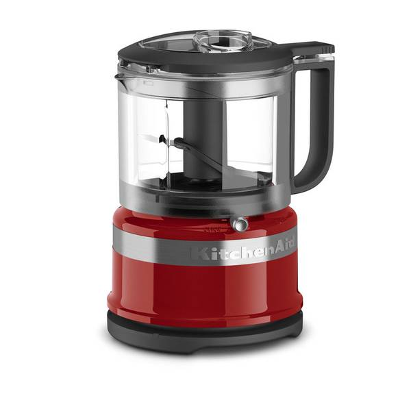KitchenAid Red 3.5 Cup Mini Food Processor