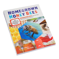 Little Giant Homegrown Honey Bees Bookkeeping Book