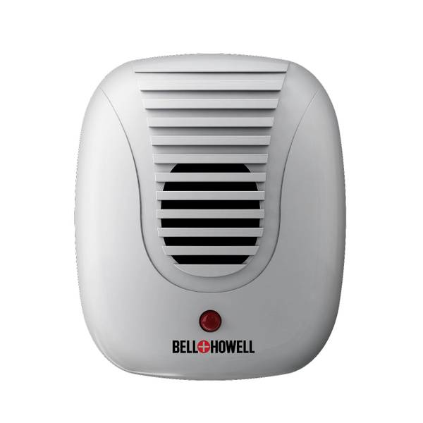 Bell + Howell Ultrasonic Pest Repeller 4-Pack