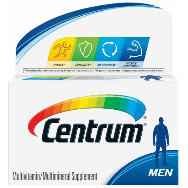 Centrum Men's Vitamin Supplement
