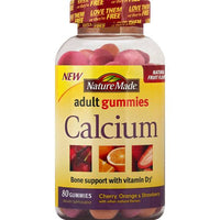 Nature Made Adult Calcium Gummies
