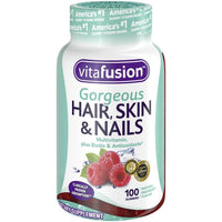 Vitafusion Gorgeous Hair Skin & Nails Gummies
