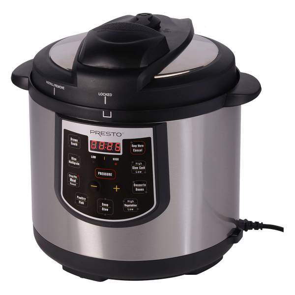 Presto 6-Qt. Electric Pressure Cooker