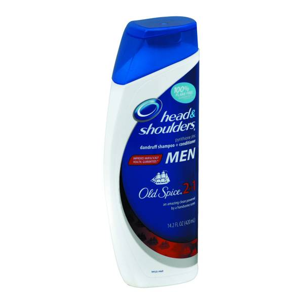 Head & Shoulders Old Spice Dandruff 2-in-1 Shampoo & Conditioner