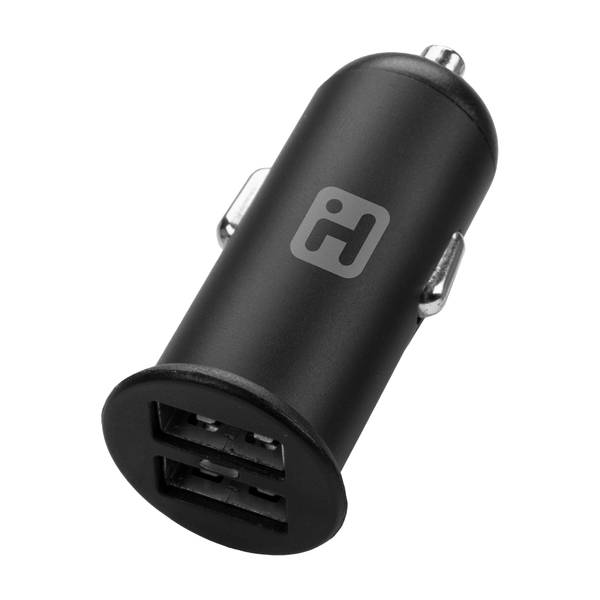 iHome 3.4A 2 Port Car Charger