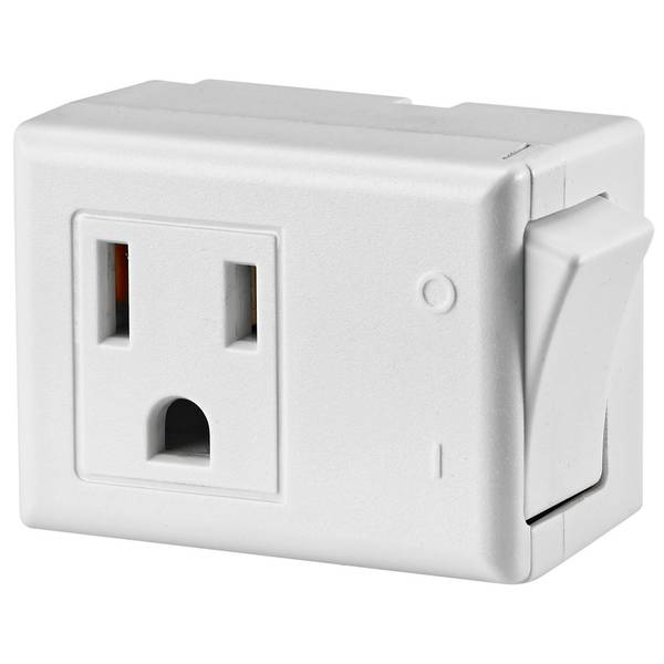 Leviton Grounded Switch Tap