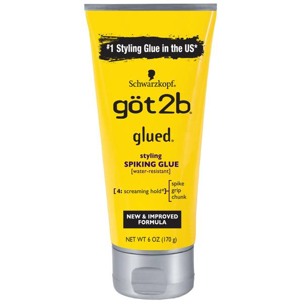 Schwarzkopf 6 oz Got 2B Spike Style Glue