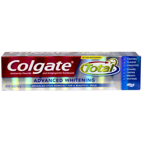 Colgate 5.1 oz Advanced Toothpaste