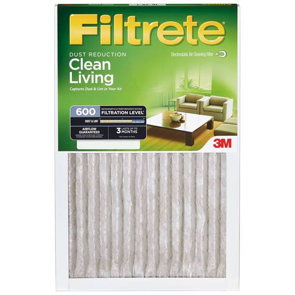 Filtrete Dust and Pollen Filters 14X25-1