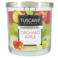 Tuscany Candle 14oz Orchard Apple Candle