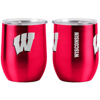 All Star Sports Wisconsin Badgers Curved Ultra Tumbler