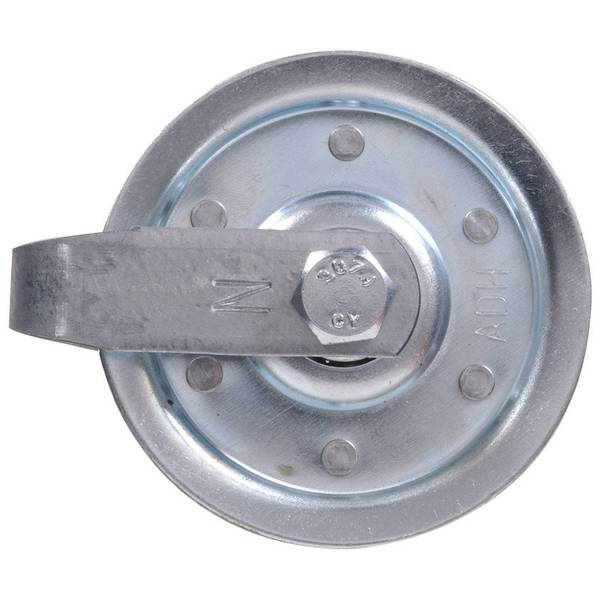 Hillman Pulley with Fork/Axle Bolt/Nut