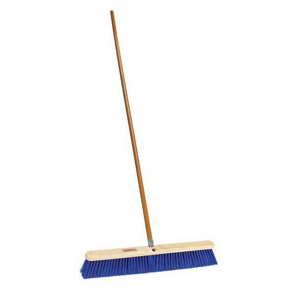 "Ames 24"" Outdoor Push Broom"