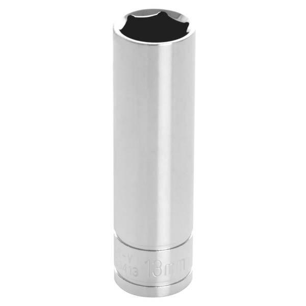 "Performance Tool 3/8"" Drive 13mm 6  Point DW Socket"