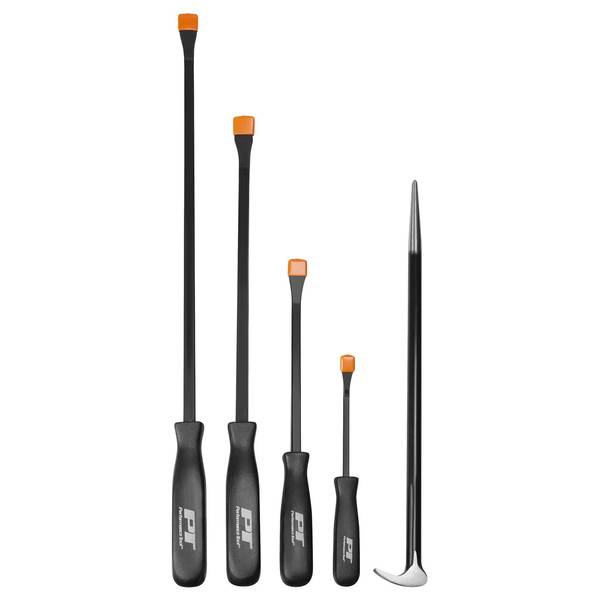 Performance Tool 5 Piece Pry Bar Set