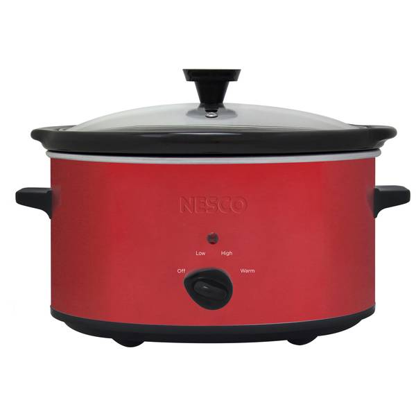 Nesco 6 Quart Slow Cooker