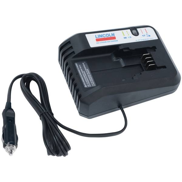 Lincoln DC Mobile Charger-12 & 20V Li-Ion Battery