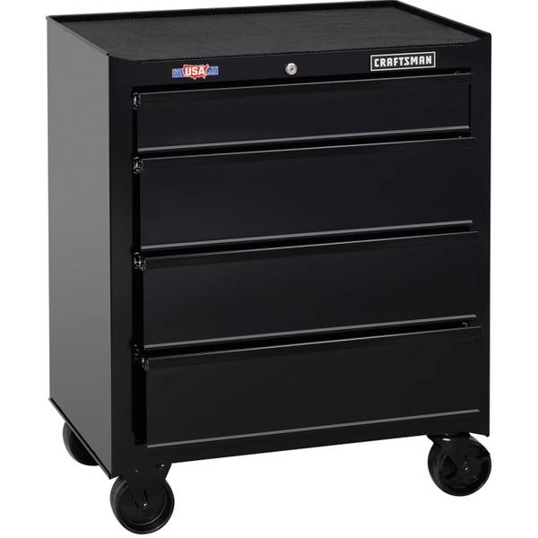 "Craftsman 27"" 4-Drawer Tool Cabinet"