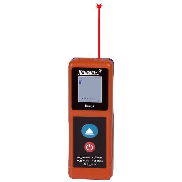 Johnson 85 ft Laser Distance Meter