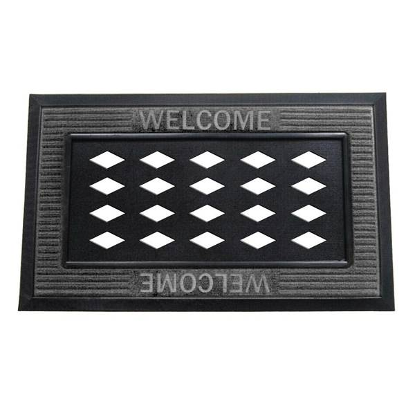 Evergreen Enterprises Welcome Sassafras Mat Tray