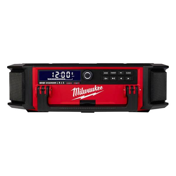 Milwaukee 2950-20 M18 PACKOUT Radio & Charger