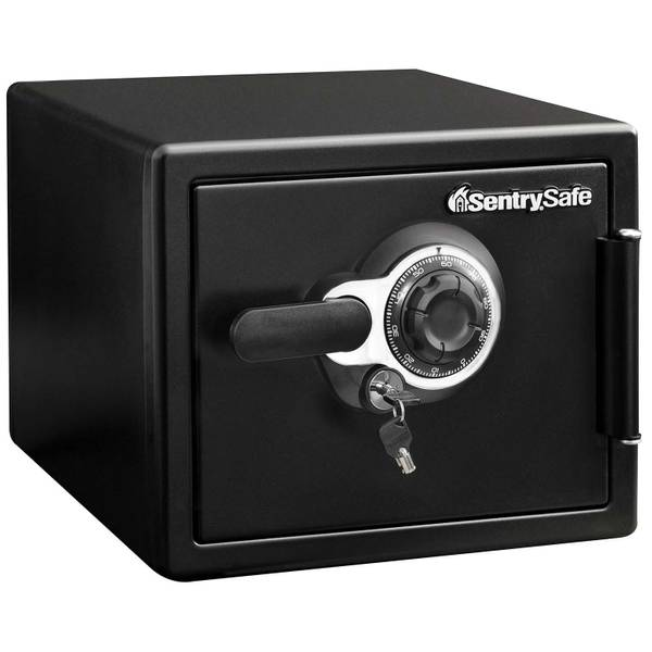 SentrySafe .81 cu. ft. Fireproof/Waterproof Safe with Combo Lock