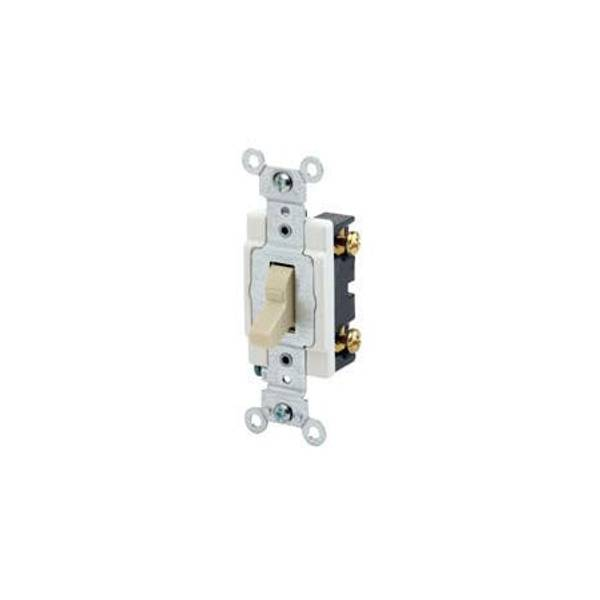 Leviton Side Wired AC Quiet Toggle Switch
