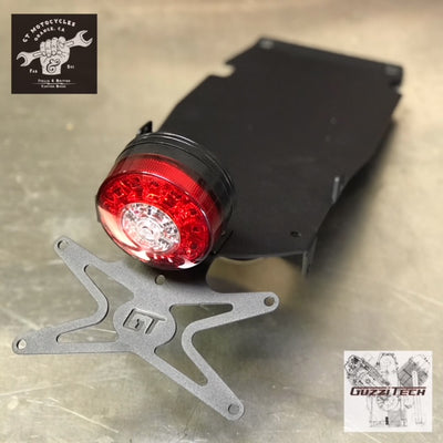 GT MotoCycles V7 v2.0 Fender Eliminator Kit