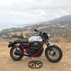 GT MotoCycles V7 III 2-1 Full SS Exhaust System
