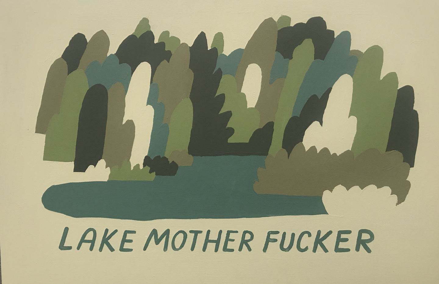 Lake Mother Fucker