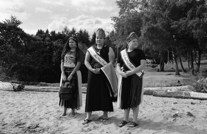 Suquamish Royalty Pageant