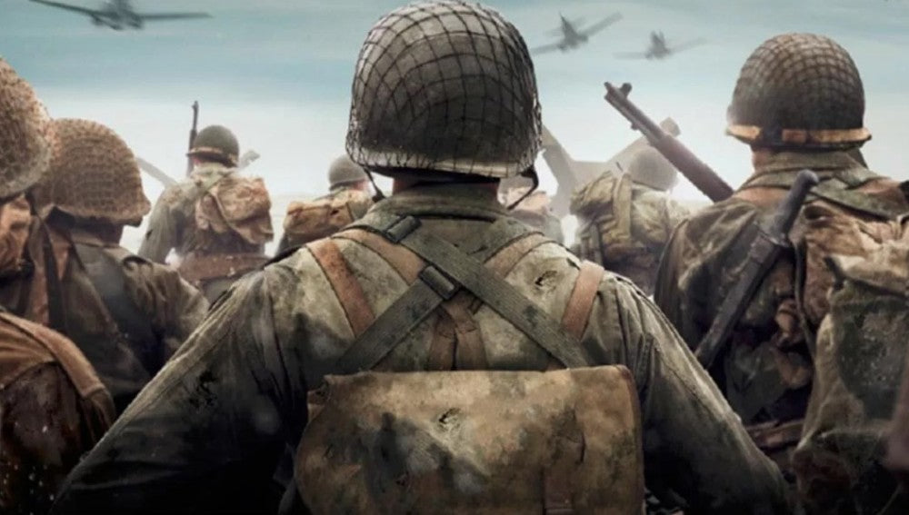 Anunciando Call of Duty: WWII Shadow War