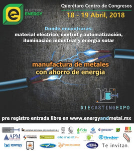 Los Invitamos a Asisitir a Electric Energy Expo