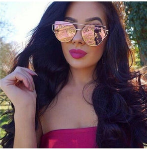 Cat Eye Sunglasses - Leesie