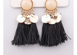 Lady Boho Drop Earrings - Leesie