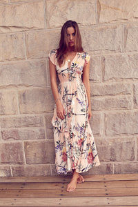 Carmen Cupid Callie Maxi Dress - Leesie