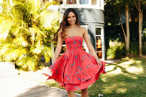 Babylon Salsa Dress - Leesie