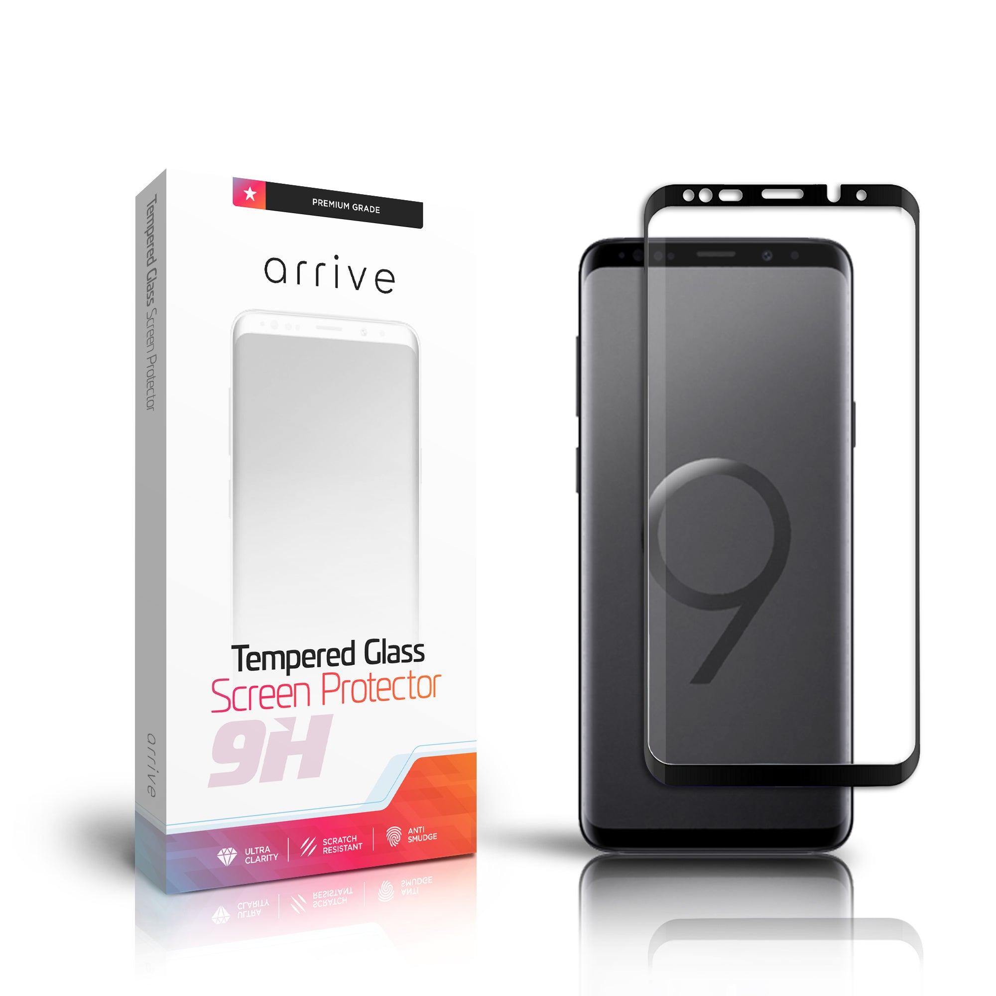 Arrive Galaxy S9 Plus Screen Protector