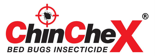CHINCHEX bed bugs insecticide. 10 times better than DE. the bed bugs nemesis