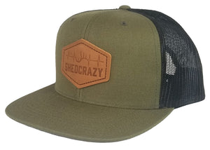 Date Hat Green/Black