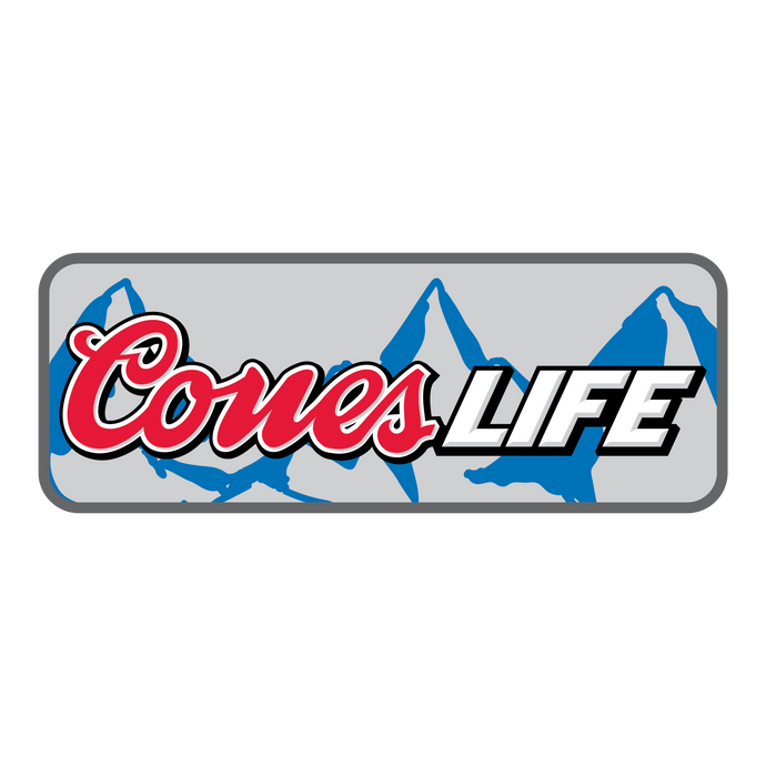 Coues Life Sticker