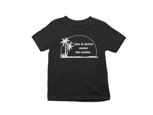 Under the palms - Kids Tee