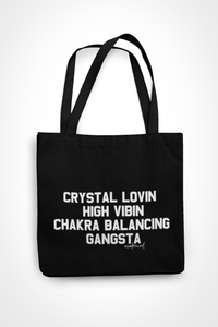 Crystal Lover - Tote